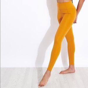 Girlfriend Collective Honey High-Rise Legging